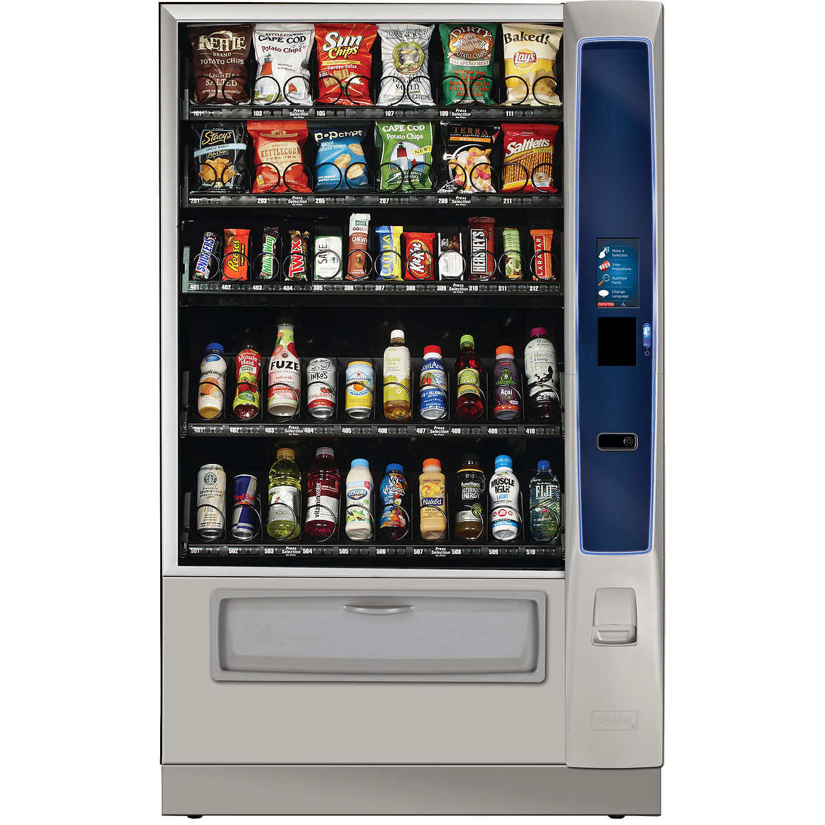 Food vending manchine