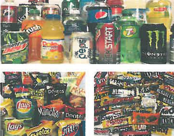 Vending products